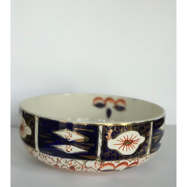 1930s Traditional Arthur Wood British Porcelain Bowl For Sale - Image 9 of 9