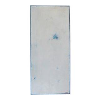 Zen, V. Mixed Media Oil on Framed Panel by C. Damien Fox 2018