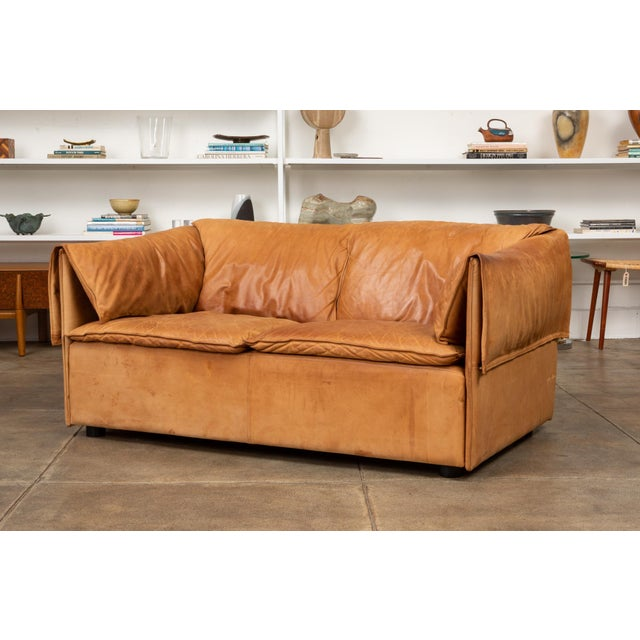 Lotus Sofa by Niels Bendtsen for Niels Eilersen For Sale - Image 11 of 11