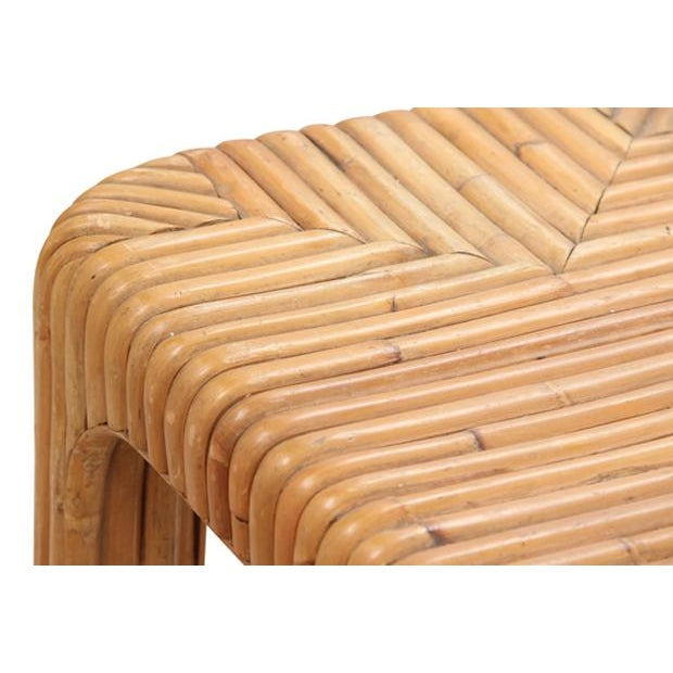 Bamboo Hall Table - Image 4 of 5