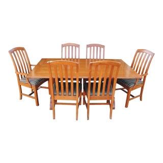 Pennsylvania House Shaker Dining Table Chairs