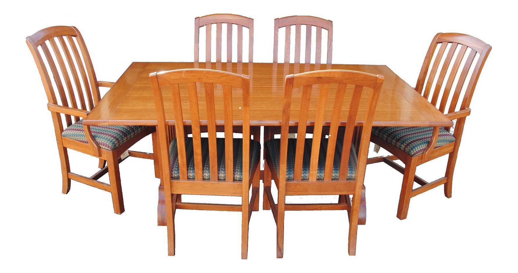Pennsylvania House Shaker Dining Table U0026 Chairs
