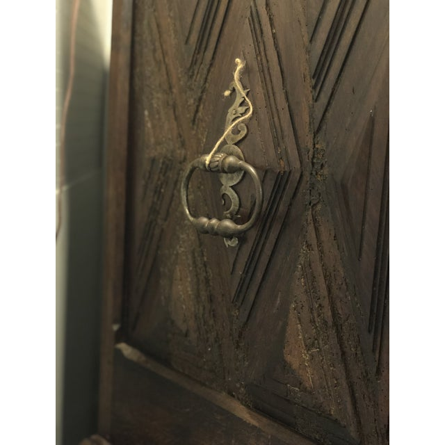 French Louis XIII Sacristy Cabinet For Sale In Atlanta - Image 6 of 7
