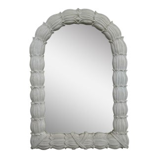 Vintage Art Deco Styled Beveled Mirror