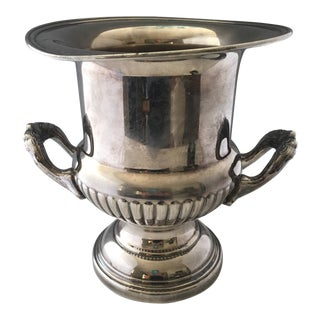 1960s Traditional Silverplate Champagne Bucket