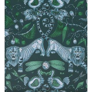 Emma J Shipley Extinct Wallpaper by Clarke & Clarke - Sample For Sale