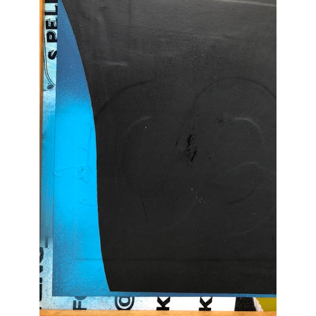 Original Abstract Mixed Media Painting by William Finlayson For Sale In West Palm - Image 6 of 11