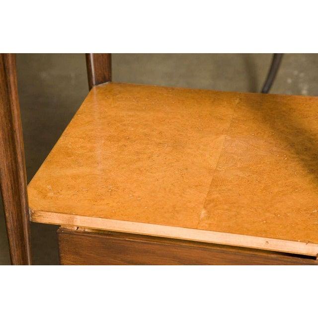 Dunbar Furniture Restored Dunbar Night Stands - a Pair For Sale - Image 4 of 10