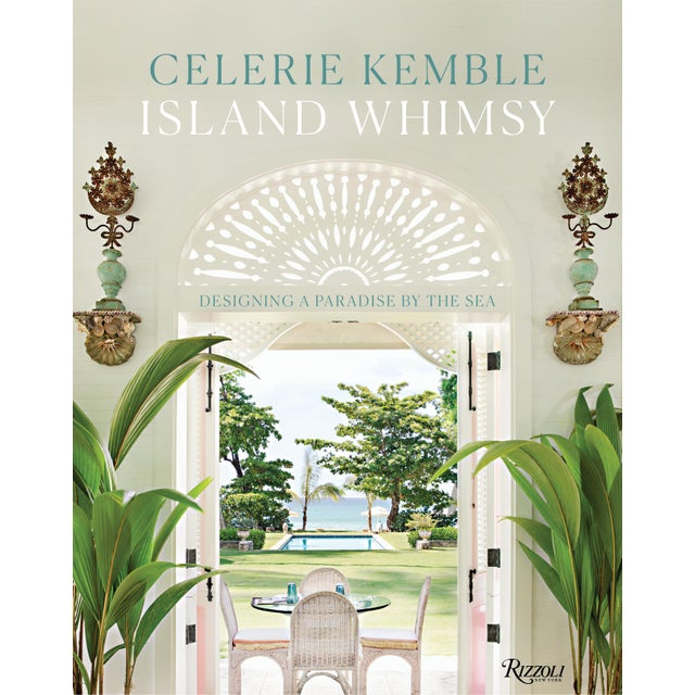 Signed Copy - Island Whimsy by Celerie Kemble For Sale