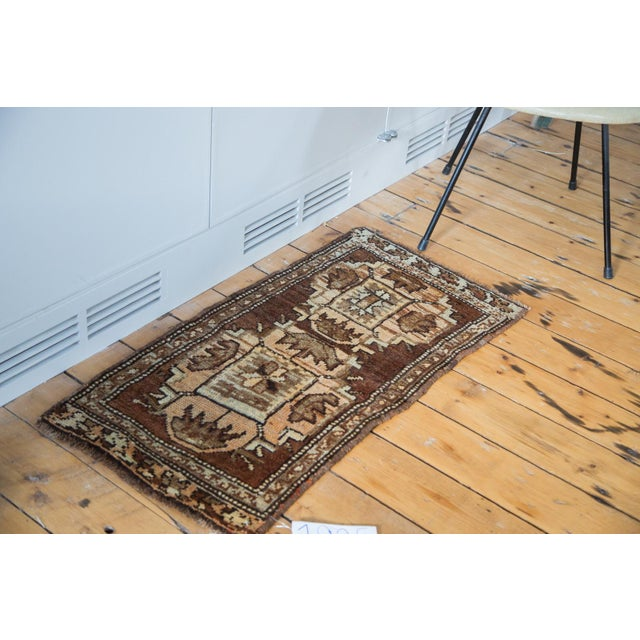 Expressive in both unique drawing and individual character this sweet wooded tone double medallion rug mat is sure to be...