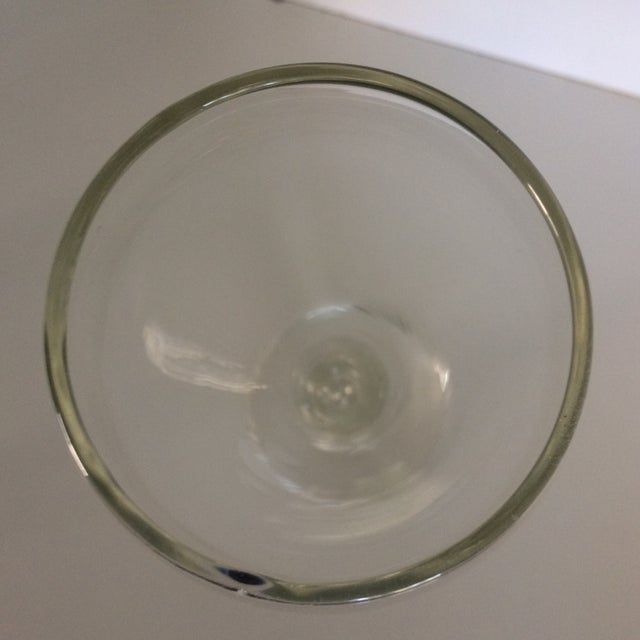 Crisa Hand Blown Crystal Tulip Style Champagne Glasses - Set of 8 For Sale In Sacramento - Image 6 of 13
