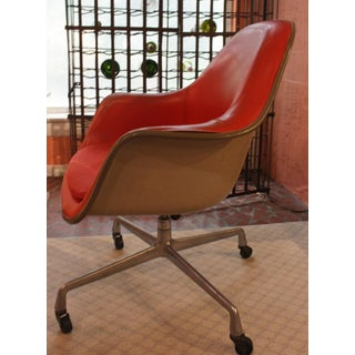 Mid-Century Modern Swivel Arm Chair Preview