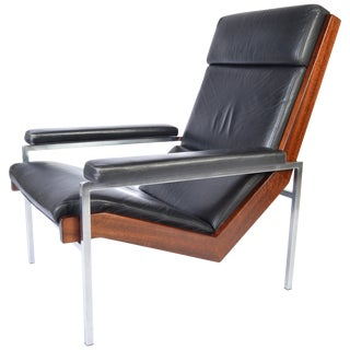 Rob Parry for Gelderland Lotus Lounge Chair, Circa 1960 For Sale