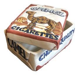 Image of Cigarette Boxes