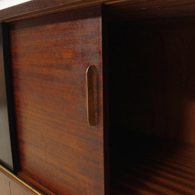 G-Plan E Gomme Ltd. English Modern Sideboard Bar Cabinet - Image 5 of 9