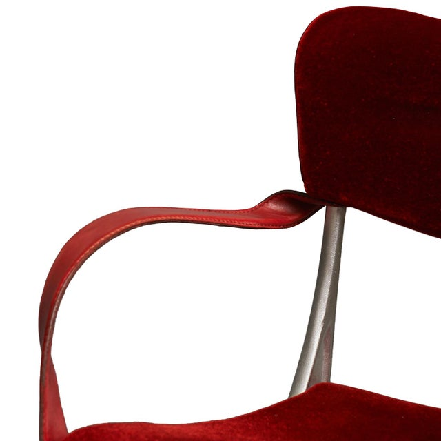 "Oscar Tusquets ""Lucas"" dining chairs for Driade - Image 7 of 8"