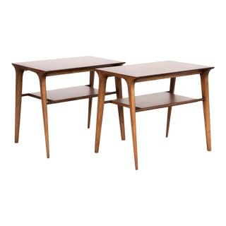Set of John Van Koert for Drexel Side Tables For Sale
