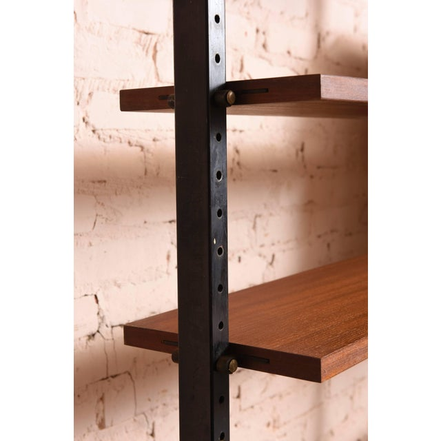 Poul Cadovius Danisch Modular Bookcase Royal System Wall Unit For Sale - Image 4 of 9