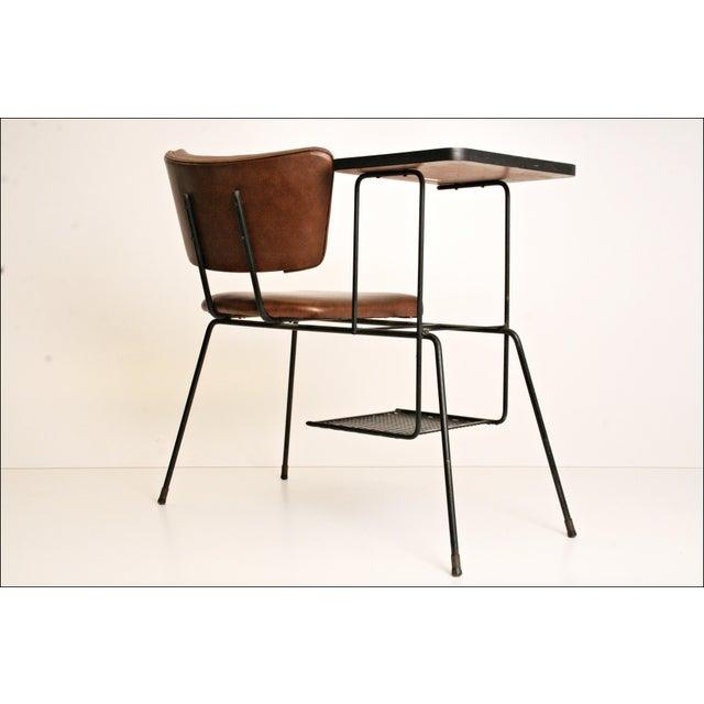 Mid-Century Modern Telephone Chair - Image 5 of 11