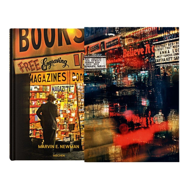 """TASCHEN Books, """"Marvin E. Newman"""" Photography Collection, Limited Edition, Signed For Sale"""
