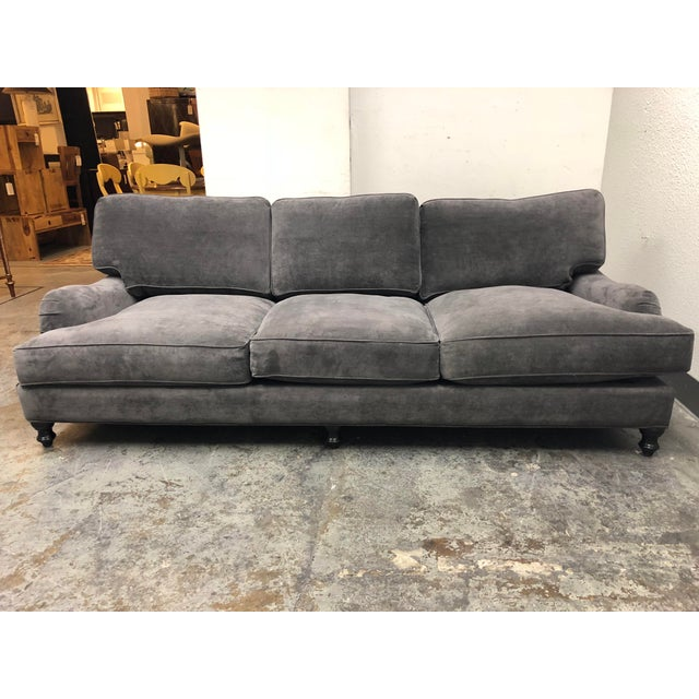 Jonathan Louis Furniture Modern Clarice Sofa Chairish
