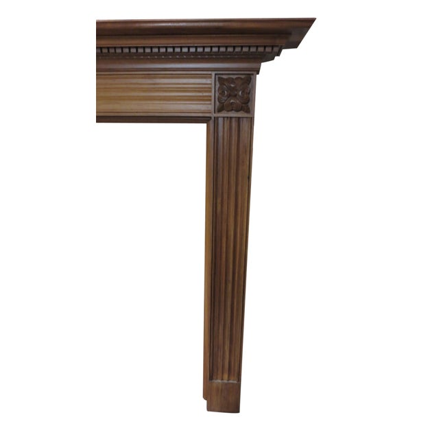 Checkendon American Walnut Mantle - Image 2 of 5