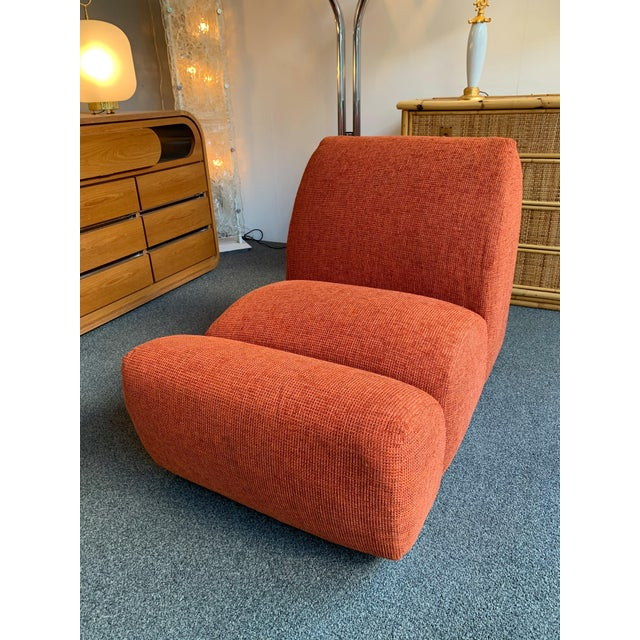 1970s Vintage Paloa Chairs by Emilio Guarnacci - a Pair For Sale - Image 4 of 11