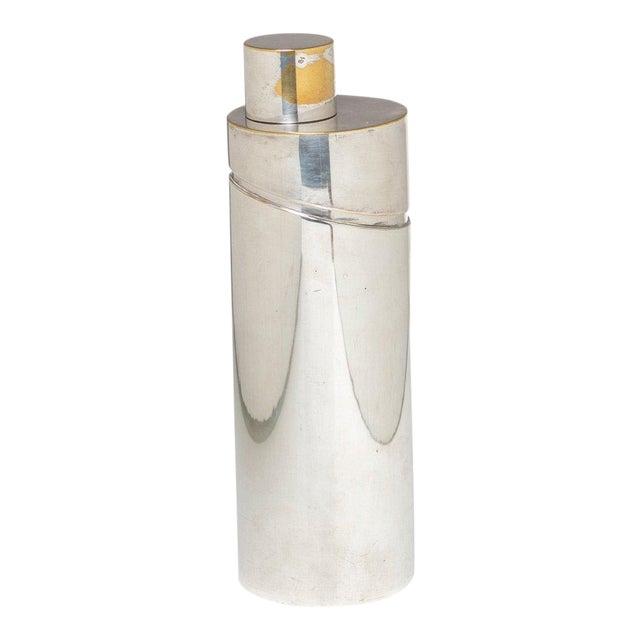 """Windsor"" Shaker by Lino Sabattini for Christofle For Sale"
