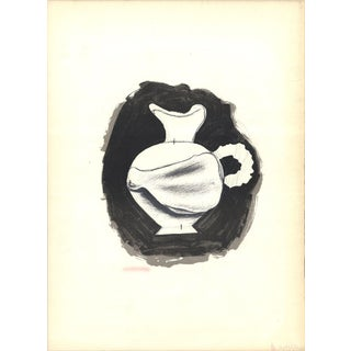 Georges Braque, Untitled, 1959 Lithograph