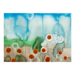 """""""Poppy Fields"""" Painting For Sale"""