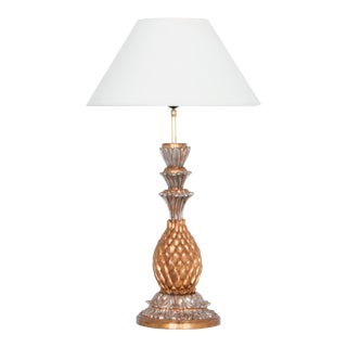 1970s French Pineapple Lamp For Sale