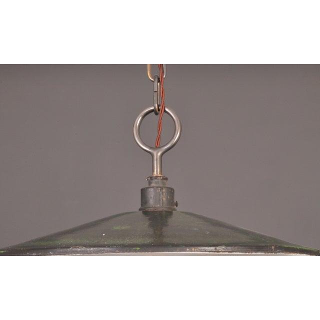 White Bag Turgi, Street Lamp, Switzerland 1920s For Sale - Image 8 of 10