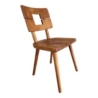 Vintage Mid Century Modern Heywood Wakefield Chair