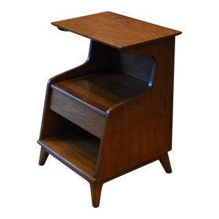 1950s Mid-Century Modern Heritage Henredon Nightstand For Sale