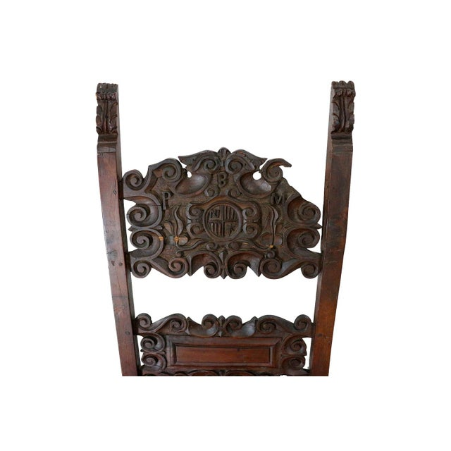 1400s Historic Furniture Chair - Image 2 of 8