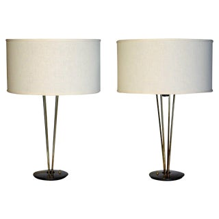 Gerald Thurston Stiffel Lamps For Sale