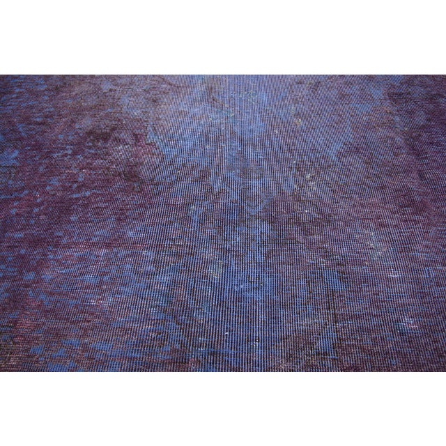 Vintage Turkish Rug With Contemporary French Style - 08'00 X 11'01 For Sale - Image 4 of 7