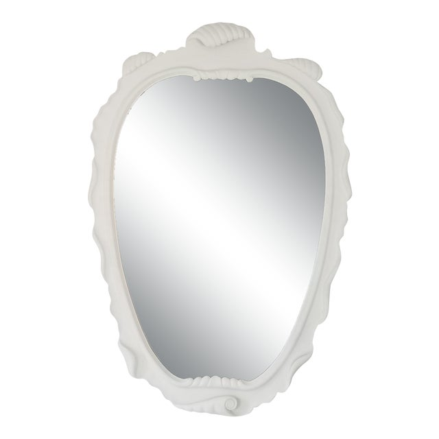 Italian Dorothy Draper Style Wall Mirror For Sale