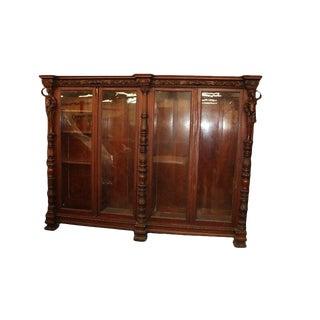 R. J. Horner Bookcase For Sale