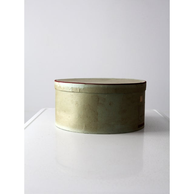 1950s 1950s Penney's Hat Box For Sale - Image 5 of 8