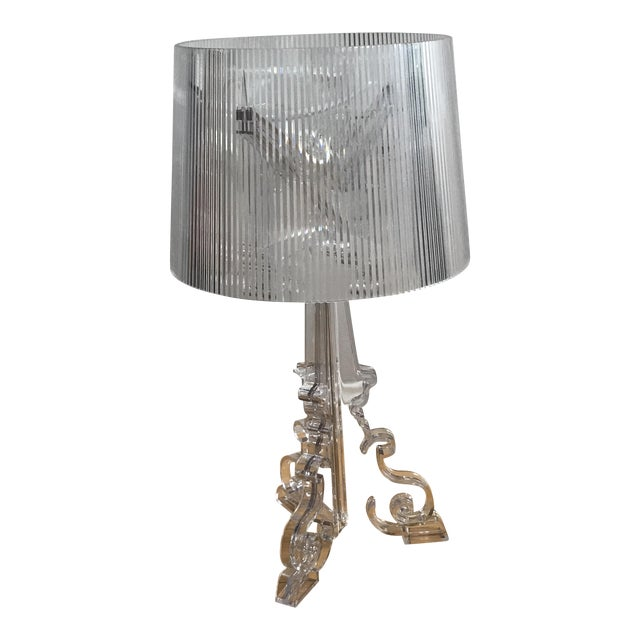 Kartell Bourgie Table Lamp - Brand New - Image 1 of 4