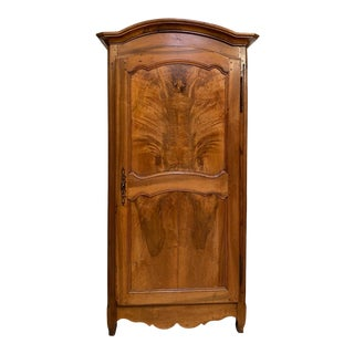Fruitwood Bonnetiere, France Circa 1800 For Sale