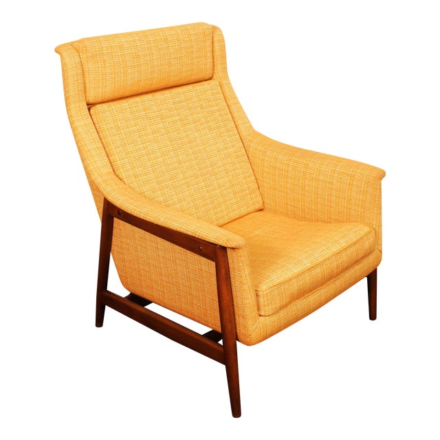 Folk Ohlsson for Dux Lounge Chair - Image 1 of 8