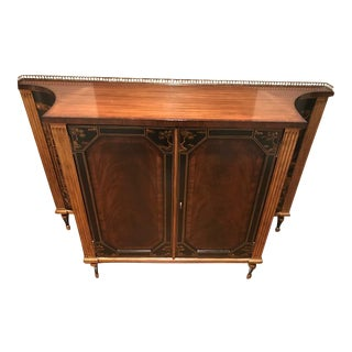 Asian Style Maitland Smith Chiffonier For Sale