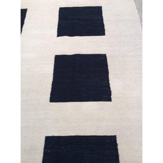 Pasargad Art-Deco Style Wool Kilim - 8′2″ × 11′3″ - Image 4 of 4