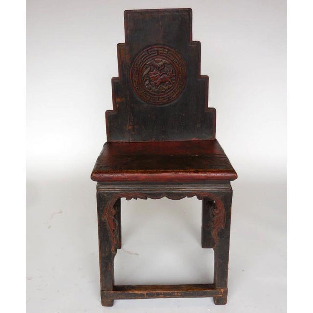 Asian 19th Century Chinese Chair For Sale - Image 3 of 10