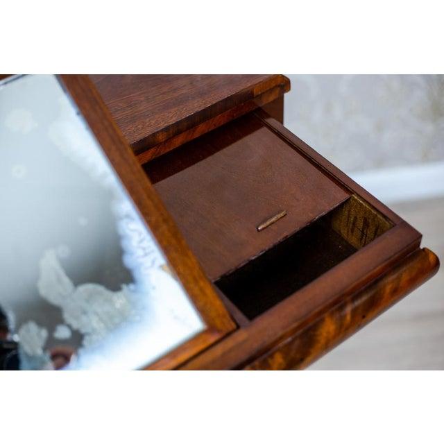 1860s Biedermeier Dresser-Vanity Table For Sale - Image 10 of 13