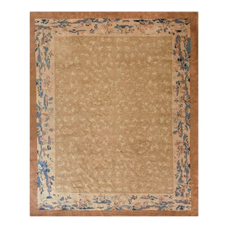 1920s Chinese - Peking Rug For Sale
