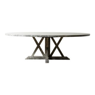 Contemporary Carson Dining Table For Sale