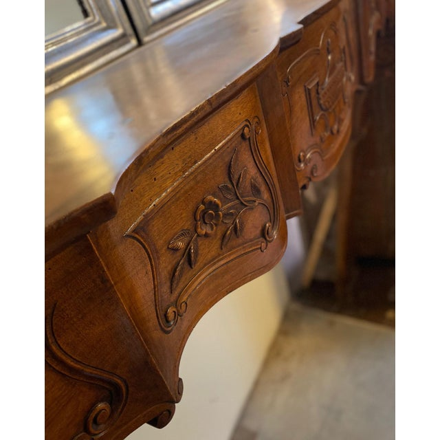 Antique Wood Mantel For Sale In Dallas - Image 6 of 7